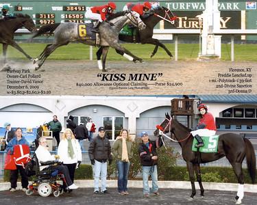 KISS MINE - 12/06/2009
