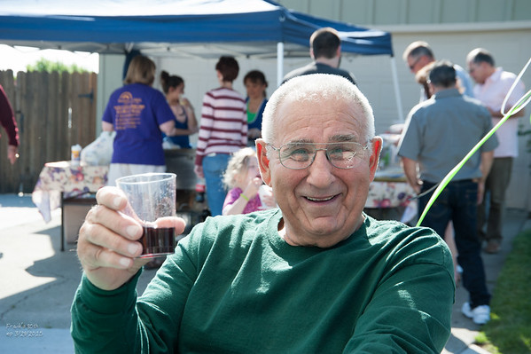 Franks 80th Birthday - 2015