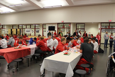 Playoff Dinner #2 (Juniors)