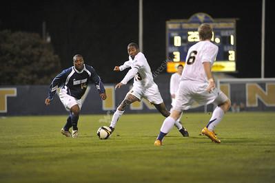 25721 Mens Soccer vs. Notre Dame