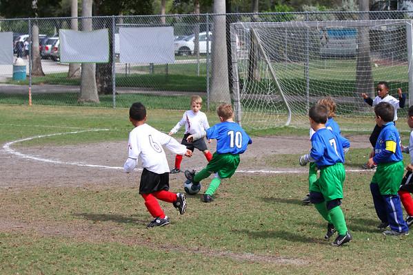 2011-12 U06 Tigers 2-10-12