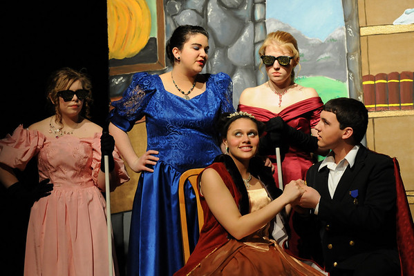 Into the Woods (Thursday Night and Saturday Night)