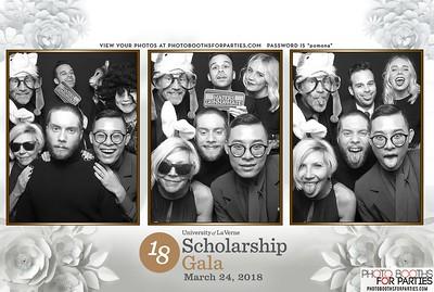 2018 Scholarship Gala