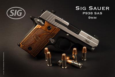 Sig Sauer P938 SAS - 9mm