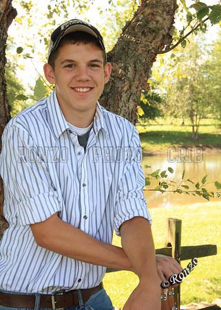 Andrew Baker Senior Pics 2009