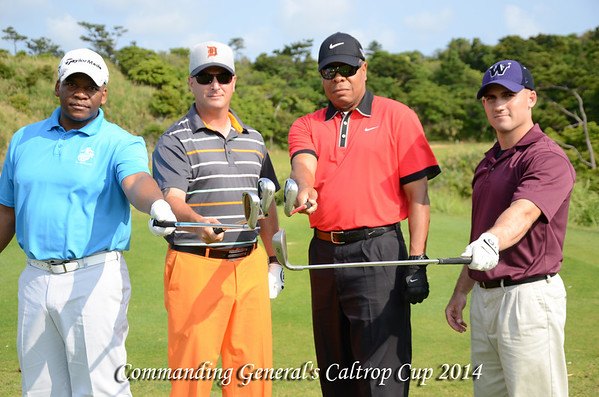 CG's Caltop Golf Classic 2014