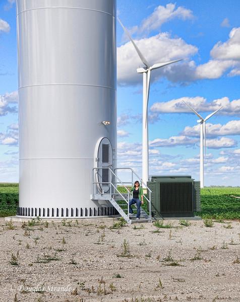 2010   Ruth at Turbine Base