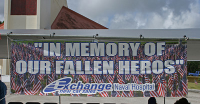 Memorial Day 2007 Guam Veterans Cemetery