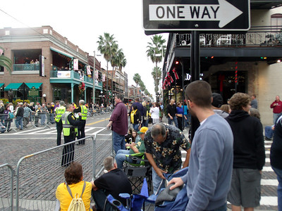 Outback Bowl Parade 2013