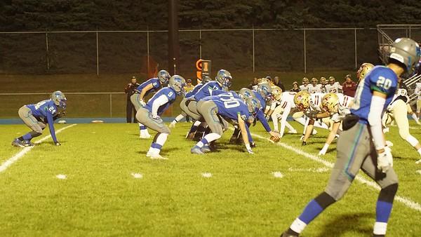 Lakeville S  Eagan Varsity football