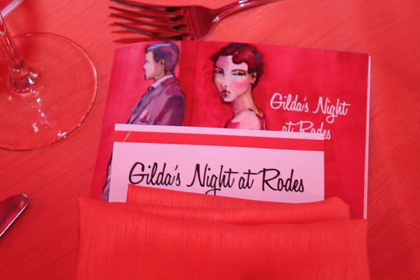 Gilda's Night @ Rodes