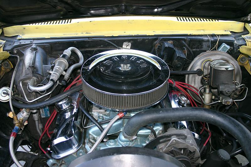 1969 Firebird 400 w/455