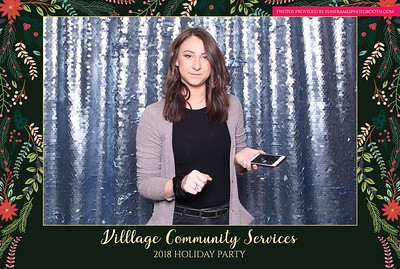 Village Community Services Holiday Party