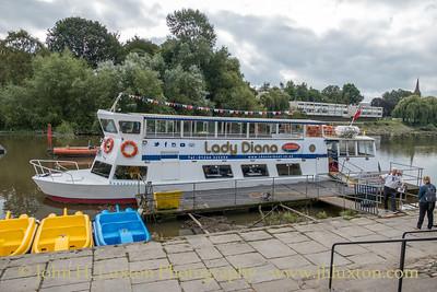 MV LADY DIANA, River Dee  - September 22, 2021