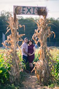 Katie + Andrew Maternity