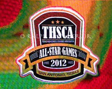 Football - THSCA All-Star Game (2012)