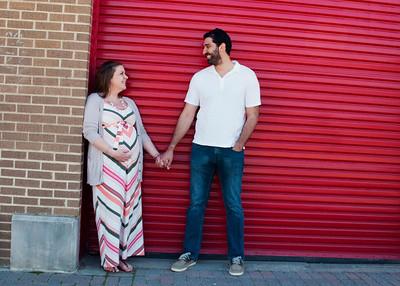 Emily and Tony Hernandez
