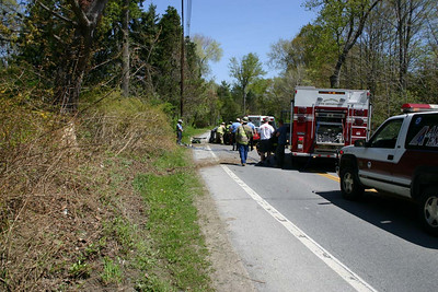 Millbrook Rt. 82 Auto Accident - May 10, 2005