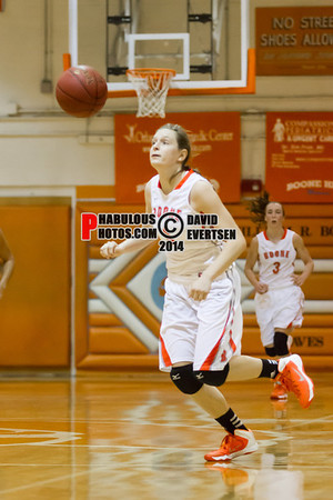 Boone Girls Varsity Basketball #4 - 2013