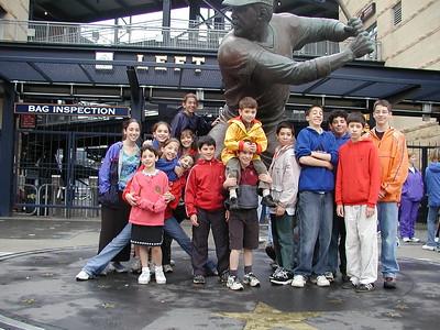 Community Life - PNC Park Tour - April 21, 2003