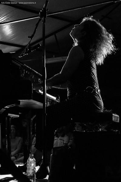Laura Fedele Trio - 10 giugno 2017, Piazza della Resistenza, Osasco