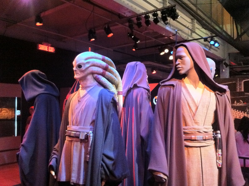 May the force be with you… at this exhibition.