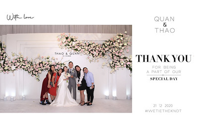 Wedding - Thao & Quan