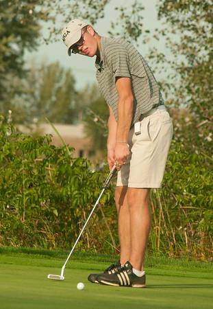 Kaneland boys golf