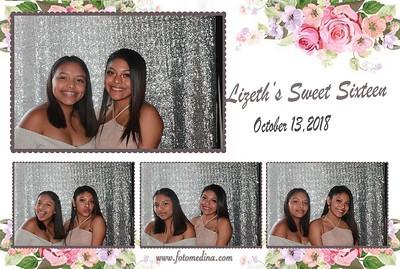 Lizabeth's Sweet Sixteen