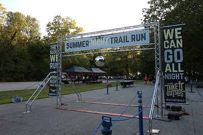 2020 Summer Night Trail Run