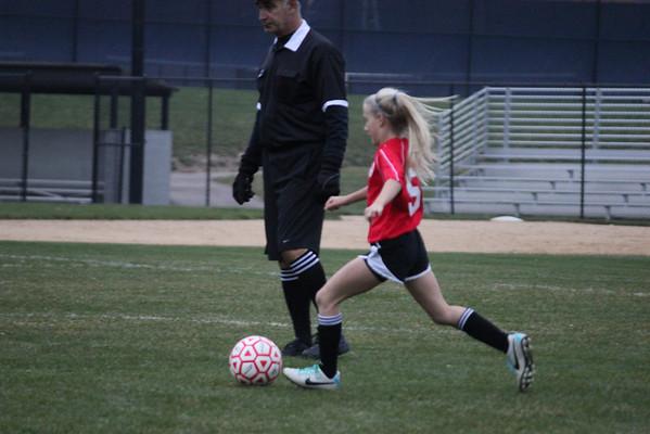 Soccer Girls (MS Varsity)