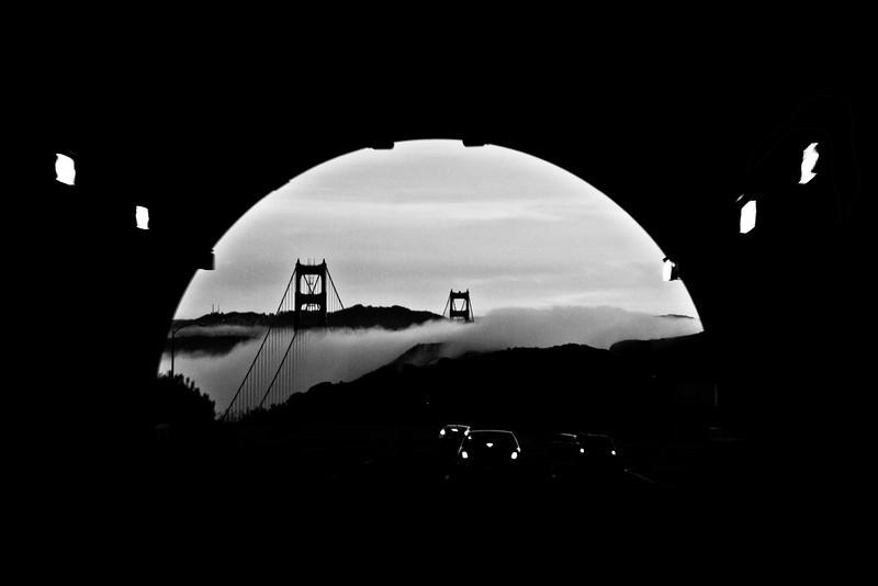 Robin Williams Tunnel - San Francisco, Ca