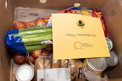 Sun Prairie Food Pantry Thanksgiving Baskets