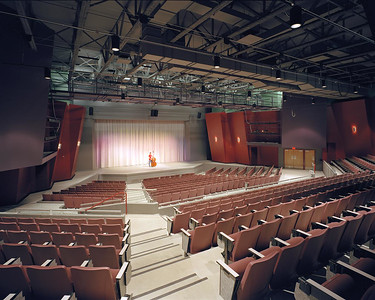 Hamilton High School Auditorium