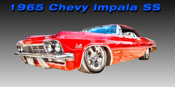 1965 Chevy Impala SS Conv - Rocky Mountain Customs -  John Suprock