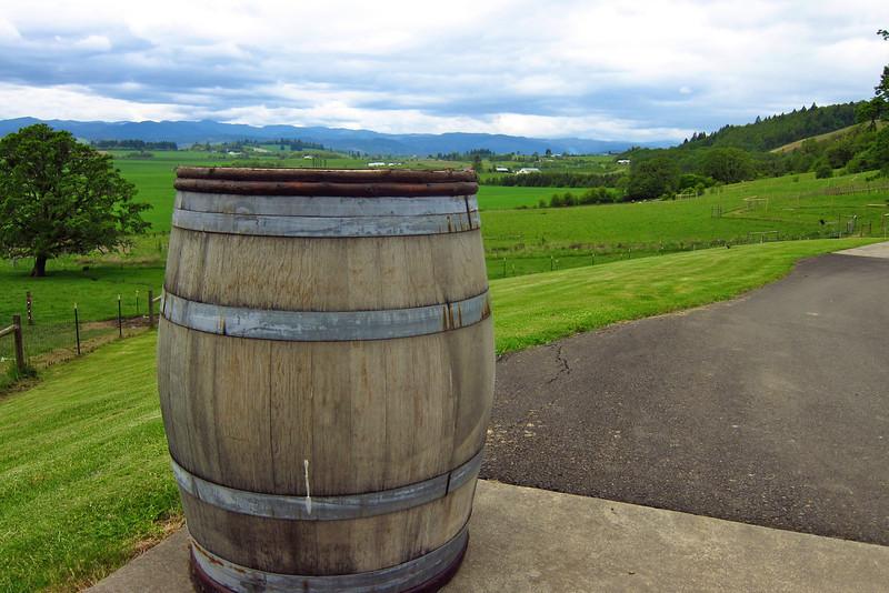 Oregon Wineries May 22 2011