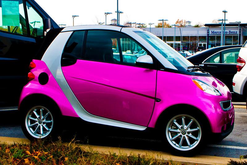 Steven's Smart Car