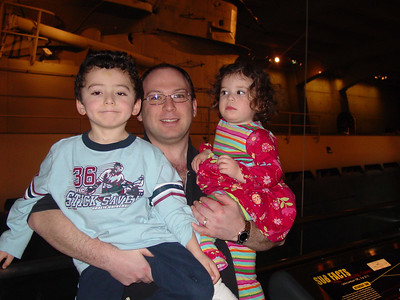 Museum of Science and Industry Mar 19, 2006