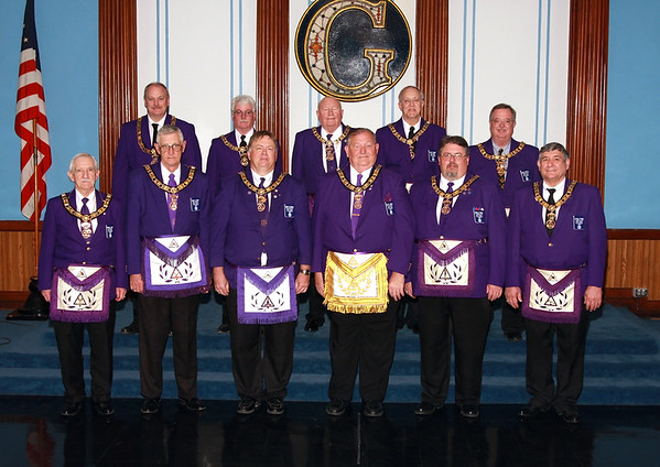 Tennessee Grand York Rite 2009