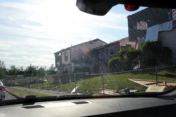 Springfield Massachusetts Tornado Damage