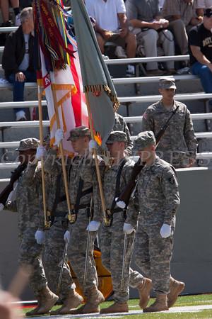 Army vs NIU F 2012