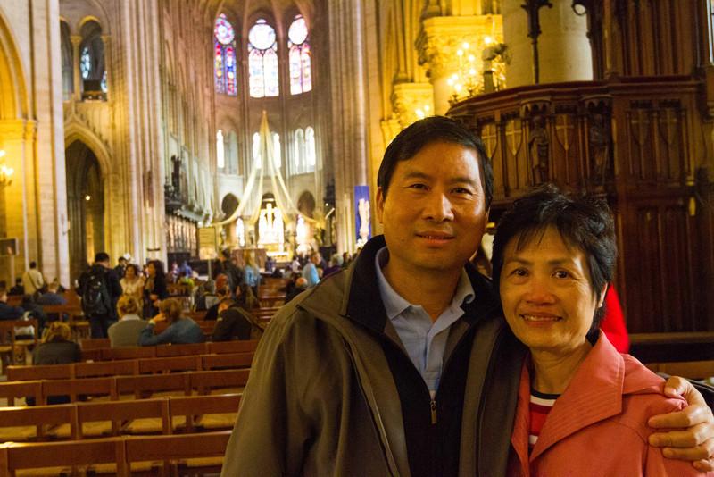 Notre Dame Paris.