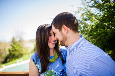 Engagement Kristie and Luke
