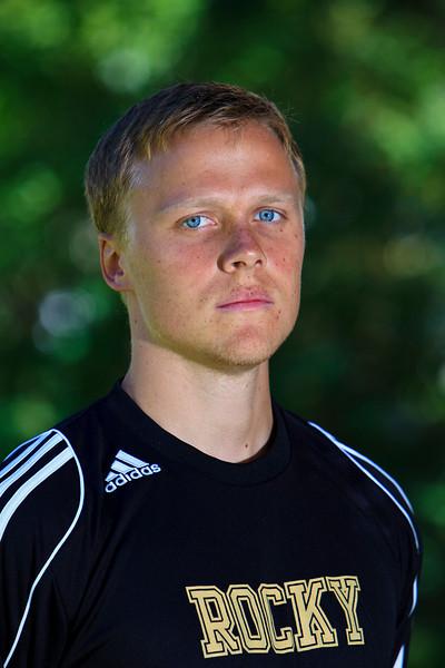 Men's Soccer, Individual Photos '10