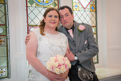 Lynsey & Craig's Wedding