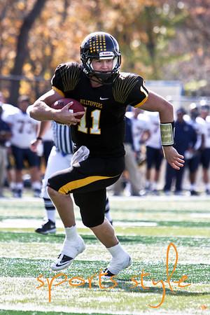 West Liberty University Football