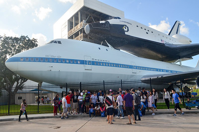 Houston Space Weekends