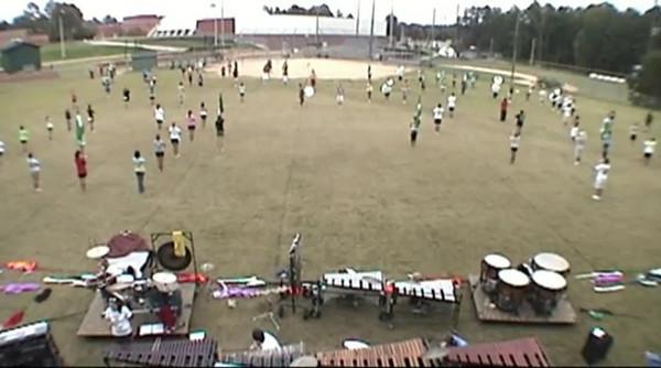 2008-10-08: Practice
