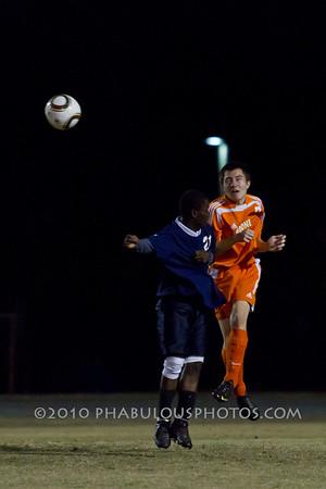 Freedom @ Boone Boys JV Soccer - 2011