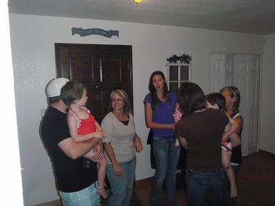 Matt's Grad party